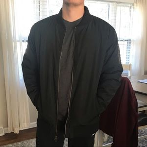 Ninth Hall men's bomber jacket